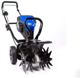 Kobalts 80-Volt Lithium Ion Forward-Rotating Cordless Electric Cultivator 2.0Ah Battery and Charger Included