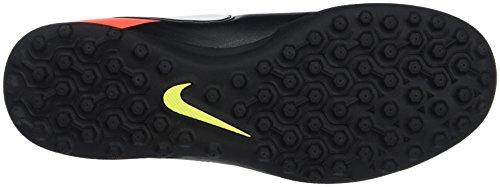 Nike 819237-018, Botas de Fútbol para Hombre Negro (Black / White-Hyper Orange-Volt)