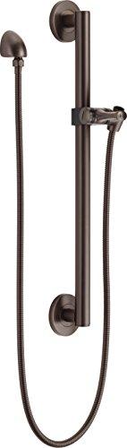 Delta Faucet 51600-RB Adjustable Slide Grab Bar Assembly, Venetian Bronze