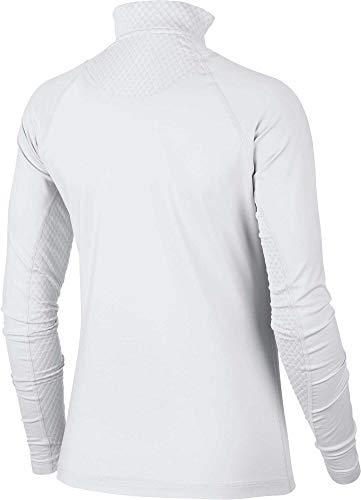 Perline Estivi Finte Warm Donna Colorati Pro Maglietta Half zip Da Corsa Con Infradito Nike vF7qOHSw7
