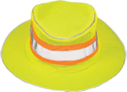 bd0163aeefb74b Image Unavailable. Image not available for. Color: ML Kishigo 2822  Polyester Full Brim Safari Hat ...