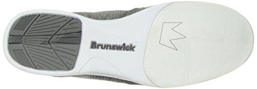 Brunswick chameleon karma shoes da donna bowling Grey qwqBAx1Sn