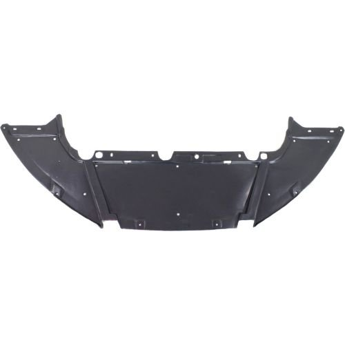 Make Auto Parts Manufacturing - FOCUS 12-15 ENGINE SPLASH SHIELD, Under Cover/Air Deflector, Sedan/(Hatchback - Exc. ST Model) - FO1228119