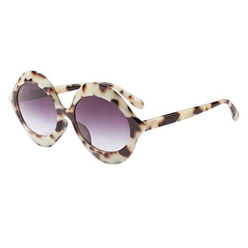 Mujer Vintage E de Diseño B Sol Gafas Hunpta para YPWnZZO