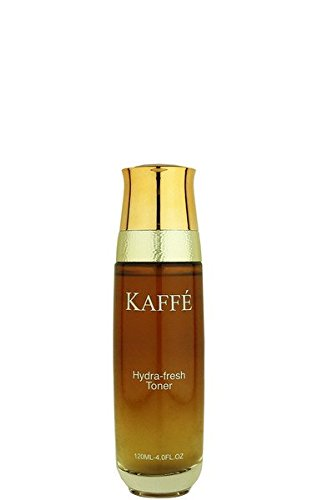 ral Hydra Fresh Toner Infused with 100% Organic Kona Coffee for Makeup remover, Skin Nourishment, Cleansing, Acne Relief ()