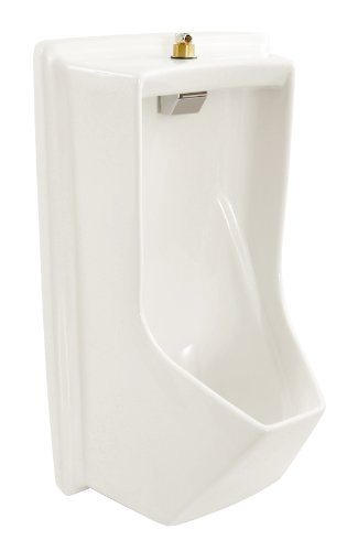 Urinal Residential - TOTO UE930#01 Lloyd Urinal with Electronic Flush Valve, Cotton White