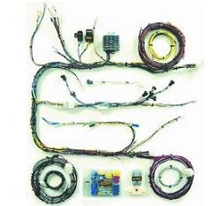 painless chassis wire harness for 1964 1966 ford mustang autopartsway