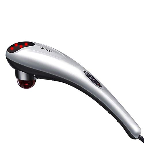 Handheld Deep Tissue Massager Percussion Massage Machine for Muscles Back Neck Shoulder Leg- Hand Held Electric Back Massager for Neck and Back Full Body Pain Relief and Relaxation (Panasonic Massage)