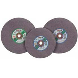 CGW Abrasives 36116 Cut-Off Wheel 14'' x --'' 24 Grit Type 1 Silicon Carbide - Pkg Qty 10, (Sold in packages of 10)