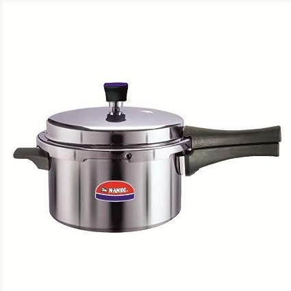 Nandi Super ISI Marked Pressure Cooker -10 Litre