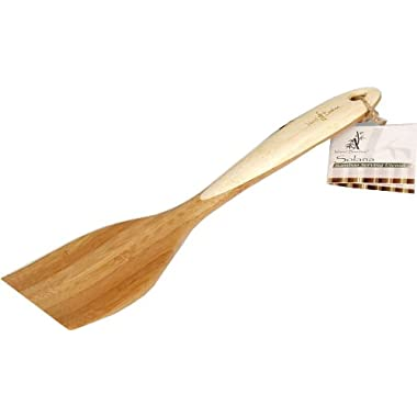 Island Bamboo SPAT13 13-Inch Cooking Spatula