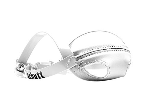 Schutt Sports 7713020090 Youth Soft Cup Football Helmet Chin Strap, White, Youth