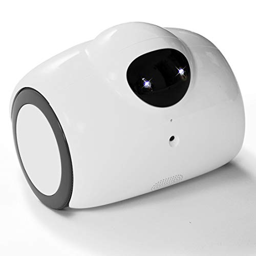 Remote Home Monitoring Camera Mobile Family Robot Xrana APP Control Video Monitor Wireless Security IP Camera WiFi Surveillance WEBCAM for Baby Elder Pet Nanny Stranger For Sale