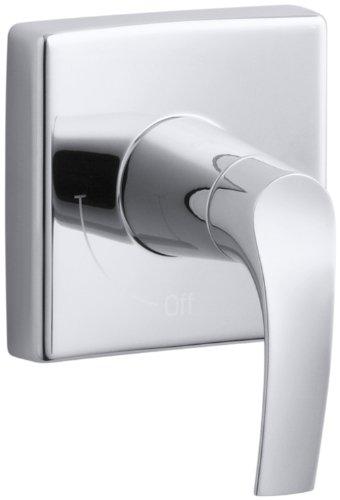 Chrome Symbol Tub (KOHLER K-T18091-4-CP Symbol Volume Control Valve Trim, Polished Chrome)