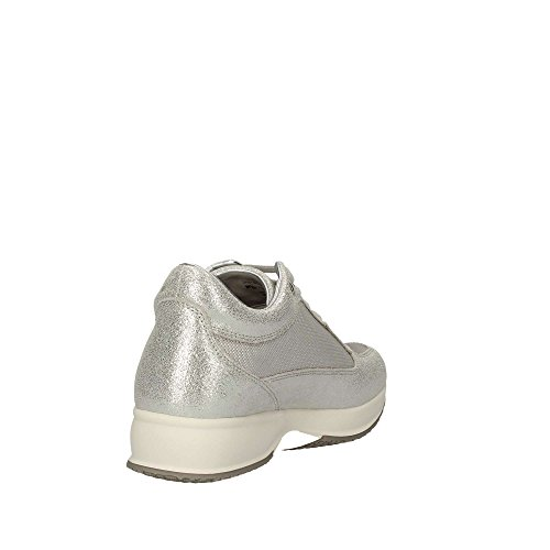 Lumberjack SW01305-008 Sneakers Frau Silber