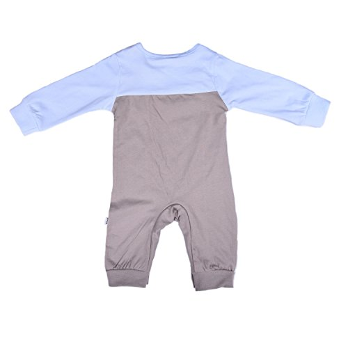 AJia Baby Boy Romper Cute Animal Shapes Clothes 3 Color for 3-24 Months Boys