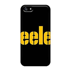 Hot Design Premium OXn20153Igzc Tpu Cases Covers Samsung Galxy S4 I9500/I9502 Protection Cases(pittsburgh Steelers)