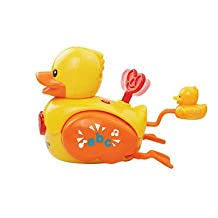 Vtech Bath Toy Wind and Waggle Ducks