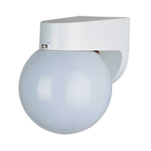 - Maxim Lighting 85003 Side Door EE Wall Mount, Black Finish, 6 by 7-Inch