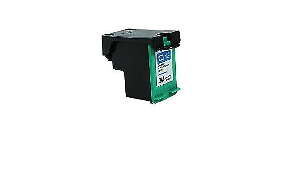 Reciclado para HP PSC 1615 tinta color - Nr.344 / C9363EE - Inhalt ...