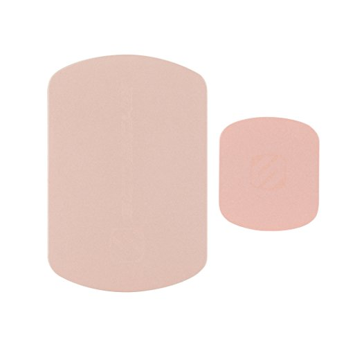 - SCOSCHE MAGRKRGI MagicPlate Replacement Plate Kit for use with ANY MagicMount – Rose Gold