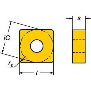 SVK33538 SNMG 322-QM 4225 Sandvik PART NO Carbide T-Max P Negative Turning Insert