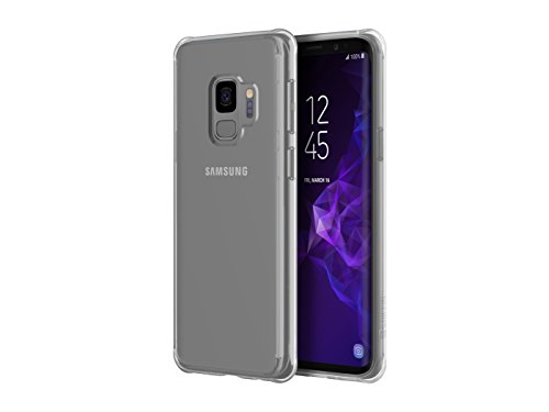 Griffin, Samsung Galaxy S9 Case, Reveal, Ultra-Thin Cover, Clear Protection, Qi Charge Compatible