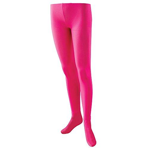 Bristol Novelty BA618 Ladies Tights Pink, Womens, One Size