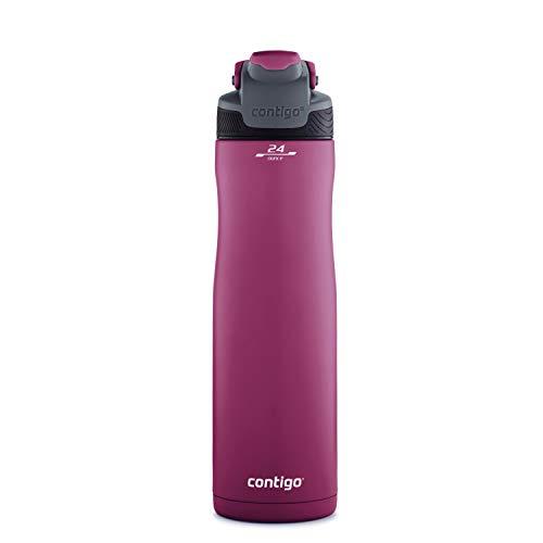 Contigo 2063295 Autoseal Chill Water Bottle 24 oz Passion Fruit