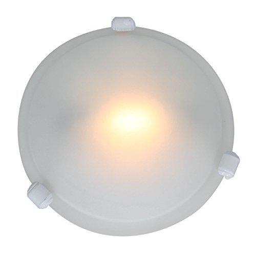 Access Lighting 50020-WH/FST Nimbus Flush Mount Ceiling Light by Access Lighting