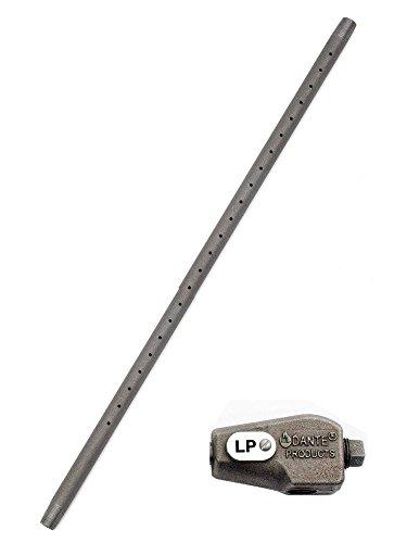 Dante Gas Log Lighter Burner Pipe with Mixer (730-LP-B), 30-Inch, Propane (Lp Log)
