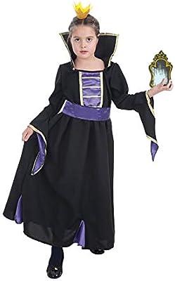 LLOPIS - Disfraz Infantil Reina Espejo t-0: Amazon.es: Juguetes y ...