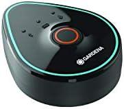 Gardena Stuurdeel 9 V Bluetooth zwart grijs turquoise oranje