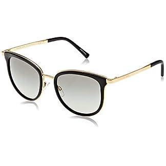 Michael Kors Damen Adrianna I 110011 54 Sonnenbrille, Schwarz (Black/Gold/Grey Gradient) 1