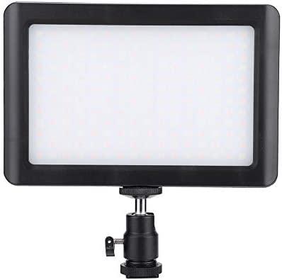 Luz de Relleno, luz de Video Ultrafina Profesional con luz LED Luz ...