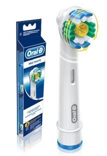 Braun Professional Pro White Replacement Brush Head 3 Count by Braun