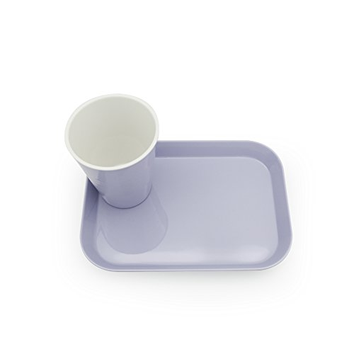 TP up! Unbreakable Melamine Plastic Plate and Drinking Cup D
