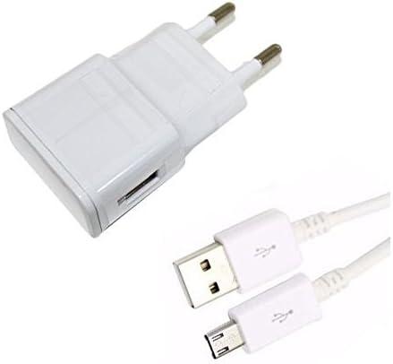 Theoutlettablet® Cargador de Pared USB con Cable Micro USB: Amazon ...