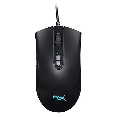 Mouse De Juego Hyperx Core Pulsefire Negro
