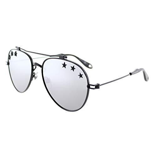Givenchy GV7057/STARS 807 Black GV7057/STARS Pilot Sunglasses Lens Category 3 ()