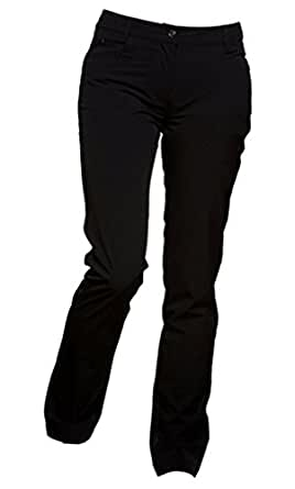 Daily Sports - Womens Classic Marina Pants Black - Size 4