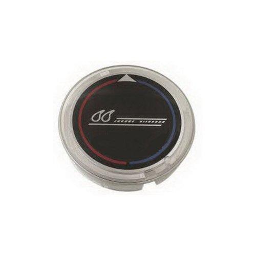 Pfister 941-045A Avante Faucet Clear / Disc Button, Chrome