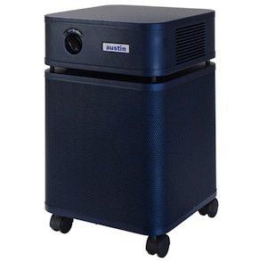 Austin Air Healthmate Plus Air Purifier - Midnight Blue