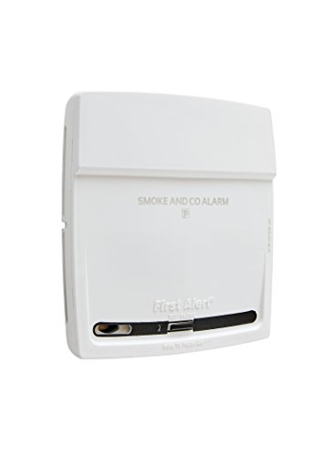 First Alert Battery-Operated Combination Photoelectric Smoke and Carbon Monoxide Alarm, PC900