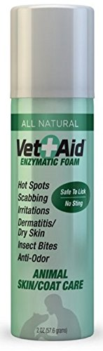 Vet Aid Sea Salt Wound Care Foam, (Equine Wound Care)