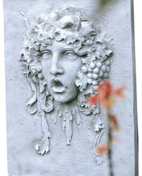 Cheap  Design Toscano Vappa Italian-style Wall Sculpture - Large Scale