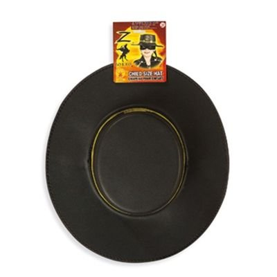 Kids Zorro Costumes (Zorro Child Hat)