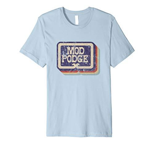 Mod Podge premium retro logo t-shirt