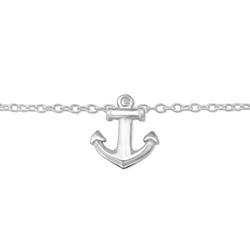 Atik Jewelry Silver Anchor...