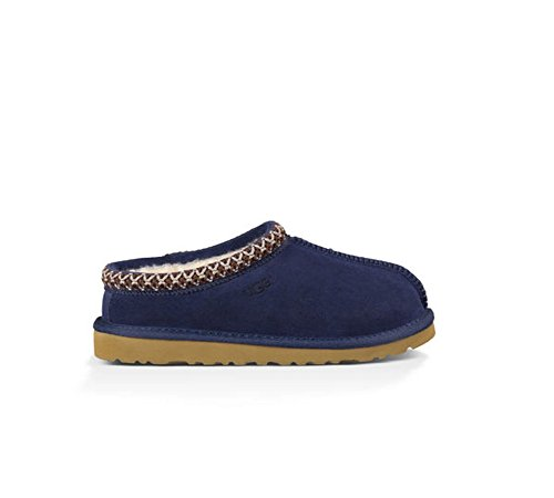 UGG Kids Unisex Tasman  Peacoat Slipper 8 Toddler M
